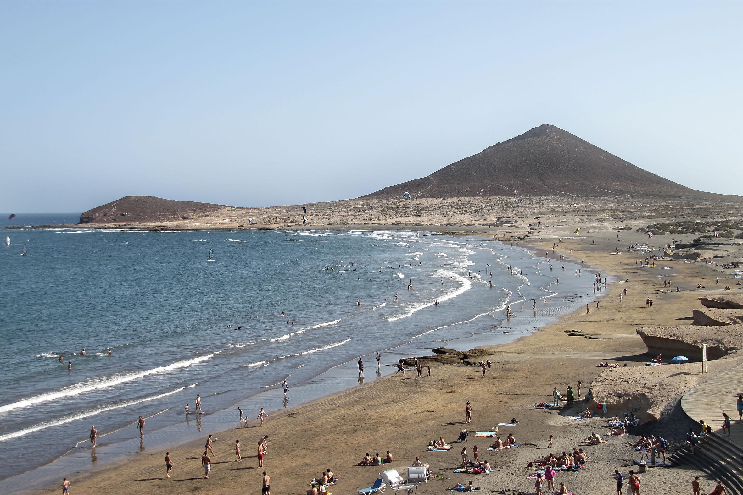 Resultado de imagen de playa de el médano