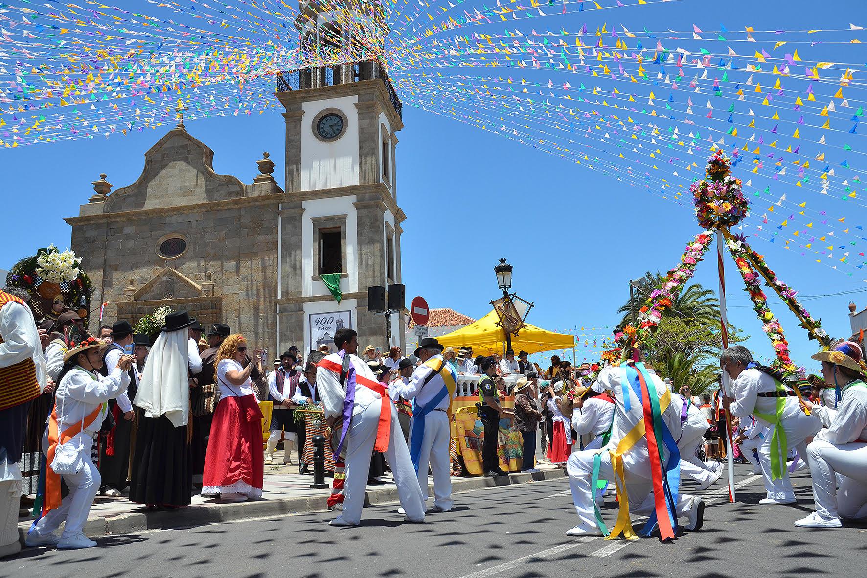 Resultado de imagen de fiestas mayores en honor a san antonio de padua 2019 en granadilla de abona