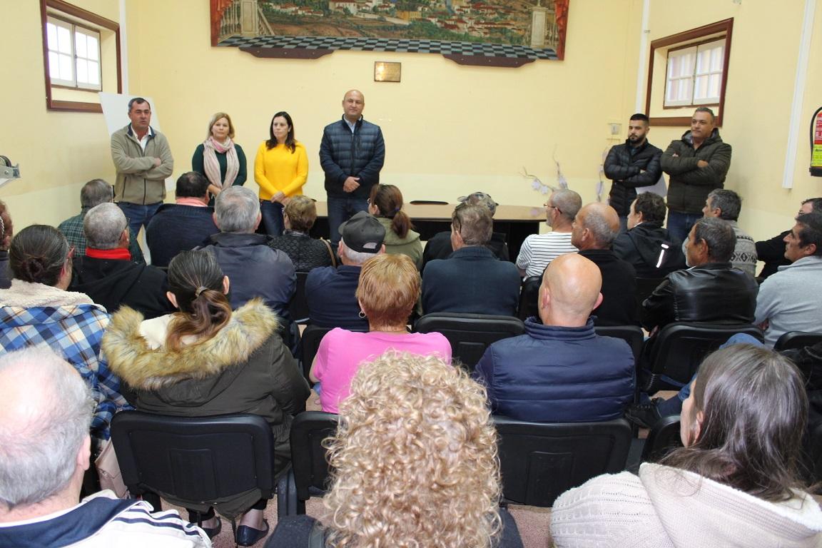 El Ayuntamiento pone en marcha un programa de empleo social que beneficia a más de medio centenar de familias granadilleras