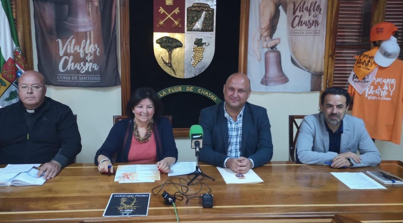El Camino del Hermano Pedro celebra su XIV edición el próximo sábado 27 de abril