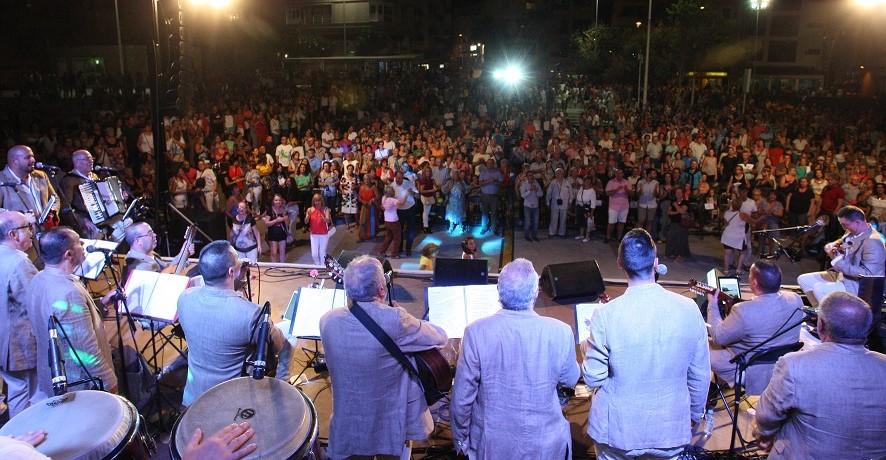La música popular canaria y de los años 20 llena el escenario de Sansofé este fin de semana