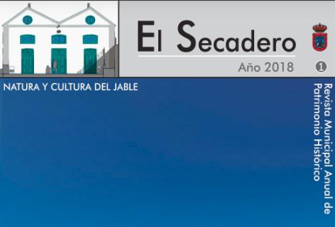 Resultado de imagen de revista municipal anual de patrimonio histórico 'el secadero'
